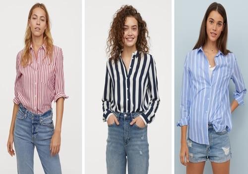 bayan yaz gömlekleri