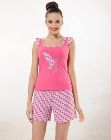genç kız pijama takımı